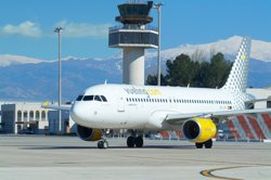 Vueling operarà 63 vols extra pel Mobile World Congress (EUROPA PRESS)
