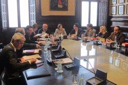 El Parlament demana un informe sobre la legalitat de les ponències de les lleis independentistes (EUROPA PRESS)