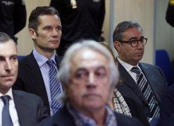 Urdangarin.- El judici prossegueix aquest dimecres amb la declaració de dos exalts càrrecs més de Matas (EUROPA PRESS)