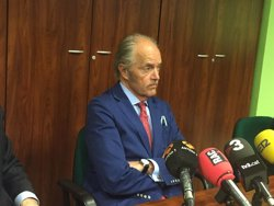 Adif diu que havia denunciat que gent es colava a l'estació abandonada (EUROPA PRESS)