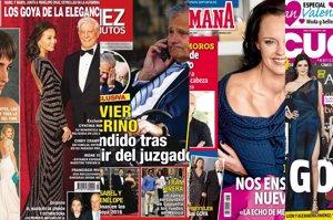 Las armas secretas de Belén Esteban y Toño, las lágrimas de Javier Merino y los Goya 2016