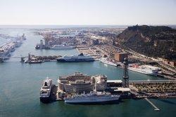 La UE concedeix 36,1 milions per als accessos ferroviaris al Port de Barcelona (OSCAR FERRER/PUERTO DE BARCELONA)