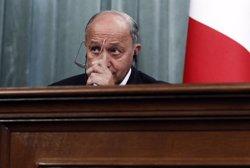 Laurent Fabius anuncia la seva sortida del Govern d'Hollande (MAXIM SHEMETOV)