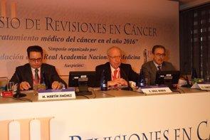 La inmunoterapia, un aliado en la búsqueda de la cronicidad del cáncer (SIMPOSIO DE REVISIONES EN CÁNCER)