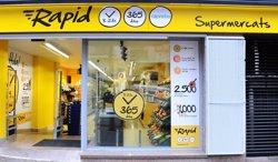 Caprabo obre un supermercat Rapid a Barcelona i en suma 5 (CAPRABO)