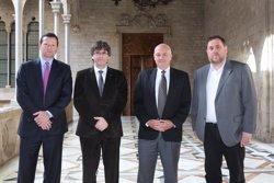 La Generalitat afirma que Hard Rock té interès a invertir 2.500 milions en BCNWorld (GENERALITAT DE CATALUNYA/RUBÉN MORENO)