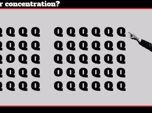 ¿Cuánto Tardas En Encontrar Las O? Mide Tu Concentración En Estos 'Rompecabezas'