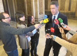Albiol anuncia el suport del PP al reimpuls de BCN World però rebutja la consulta (EUROPA PRESS)