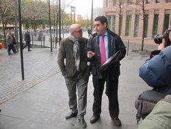 Una víctima demana que l'exprofessor de Maristes entri a la presó per evitar que fugi (EUROPA PRESS)