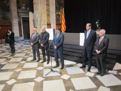 Puigdemont diu als cònsols que la independència s'acosta: