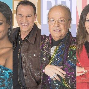 GH VIP: Laura Matamoros, Carlos Lozano, Liz y Rappel los nominados