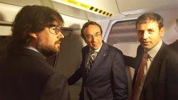 Entra en servei el nou tram de l'L9 de metro des de Zona Universitària a l'Aeroport (EUROPA PRESS)