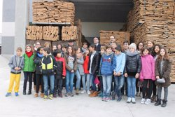 La FOEG apropa l'empresa a 750 nens d'escoles de Girona (FOEG)