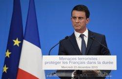 Valls exigeix a Rússia que cessi immediatament bombardejos sobre la població civil a Síria (POOL NEW / REUTERS)