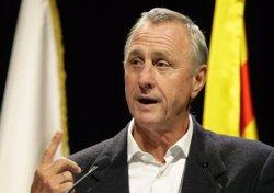 Cruyff, sobre la seva malaltia: