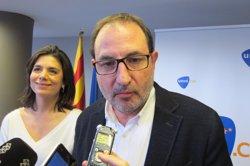 Espadaler assegura que Unió coincideix amb els eixos del full de ruta del PNB (EUROPA PRESS)