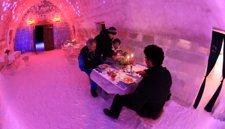 Los hoteles de hielo, una apuesta para los más atrevidos