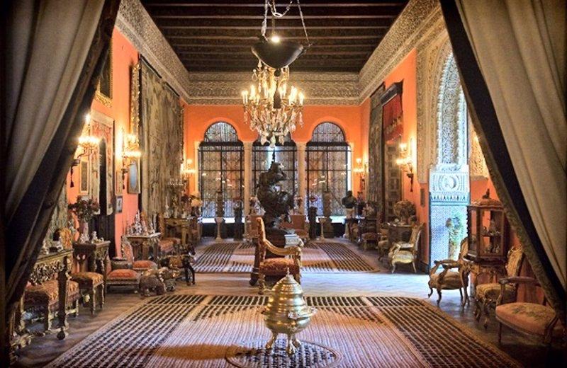 191 Quieres Visitar El Palacio De La Duquesa De Alba En Sevilla