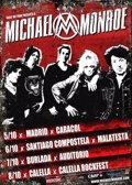Michael Monroe dará cuatro conciertos en España en octubre