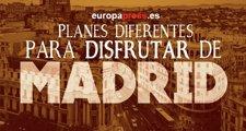 Planes diferentes para disfrutar de Madrid