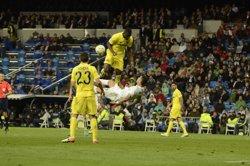 Cristiano pateix una sobrecàrrega muscular a la cuixa dreta (EUROPA PRESS)