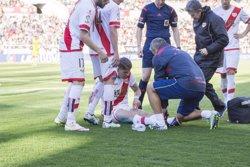 Zé Castro no tornarà a jugar aquesta temporada per un trencament muscular (EUROPA PRESS)