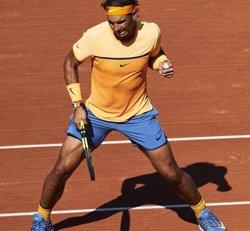 Rafa Nadal, banderer espanyol a Rio 2016 (BARCELONA OPEN BANC SABADELL)