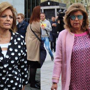María Teresa Campos y sus amigos, muy preocupados por el estado de Terelu