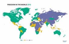El 86% de la població mundial no té llibertat de premsa, segons un informe (FREEDOM HOUSE)