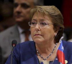 Chile.- Bachelet