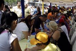 La MUD recoge las firmas necesarias para lanzar el revocatorio contra Maduro (REUTERS)