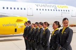 Vueling convoca una jornada a Barcelona per contractar nous tripulants de cabina (VUELING)