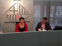 Barcelonins 'sense sostre' assessoraran l'Ajuntament per atendre més bé el col·lectiu (EUROPA PRESS)