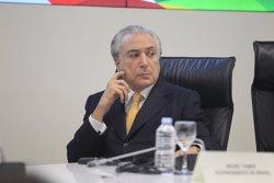 Temer dice que impulsará medidas económicas inmediatas si llega a la Presidencia de Brasil (EUROPA PRESS)
