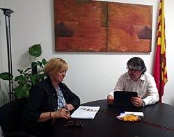 La Cambra de Sabadell demana mesures conjuntes amb el Govern per defensar el comerç de proximitat (AYUNTAMIENTO DE TERRASSA)