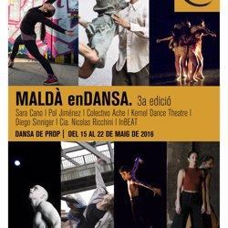 El Maldà endansa investiga les arrels de la dansa contemporània en base al gest (MALDÀ)