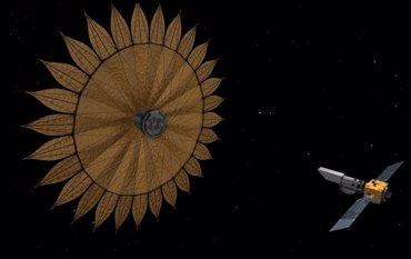 Sombrillas estelares y coronógrafos buscarán mundos como la Tierra (NASA/JPL-CALTECH)