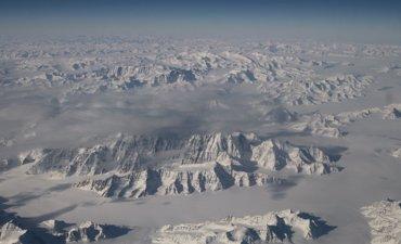 Una capa aislante de aire sobre Groenlandia reduce la precipitación (NASA)