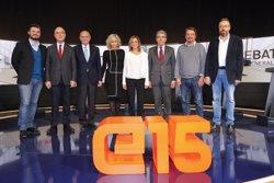 Els partits catalans arrenquen la precampanya amb una aposta per llistes continuistes (TV3/JORDISOTERAS)