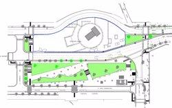 El Govern finalitza les obres d'urbanització al voltant de l'estació de Guinardó de l'L9 (GOVERN)