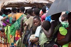 Localitzats 15 cadàvers amb ferides de bala al centre de Moçambic (JAMES OATWAY/MSF)