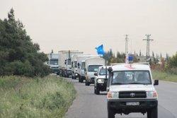 Turquia anuncia la mort de 34 membres de l'Estat Islàmic a Síria (MEDIA LUNA ROJA DE SIRIA)