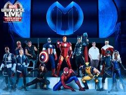 L'univers de Marvel prendrà Barcelona al novembre amb l'espectacle 'Super Herois en Acció' (FELD ENTERTAINMENT)