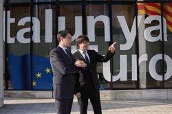 Puigdemont convoca partits, alcaldes i entitats per defensar la llei de pobresa energètica (JORDI BEDMAR PASCUAL)