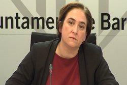 Colau diu que la llei d'emergència habitacional ha aturat 639 desnonaments en quatre mesos (EUROPAPRESS)