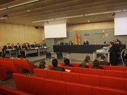Treballadors d'Spanair diuen que els 10,8 milions haurien pagat les seves indemnitzacions (EUROPA PRESS)