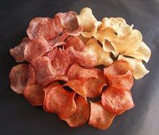 Una empresa de Girona presenta una màquina que fabrica 'snacks' d'embotit (METALQUÍMICA)