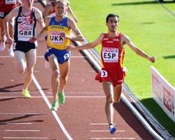 Guerra, Castillejo, España, González, Navascués i Aguilar, selecció olímpica de marató ( SCANPIX SWEDEN / REUTERS)