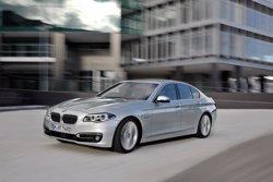 BMW eleva un 8,2% el benefici trimestral, fins a 1.641 milions (BMW)