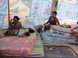 Més de 200.000 nens no han pogut tornar a l'escola després del terratrèmol de l'Equador (AYUDA EN ACCIÓN)